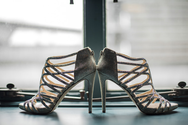 Wedding Shoes - Photography: The Big Affair