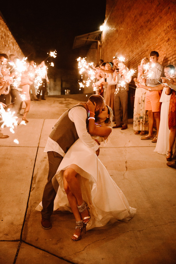 Wedding Sparklers - T&K PHOTOGRAPHY