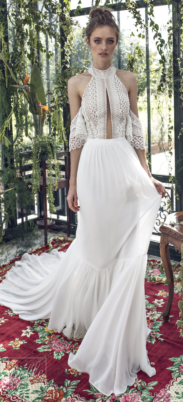 y Limor Rosen 2019 Wedding Dresses - Luna