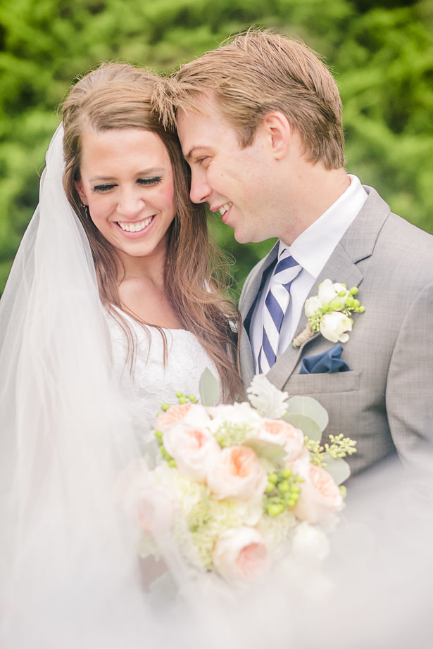 romantic wedding Photo - Allison Nichole Photography