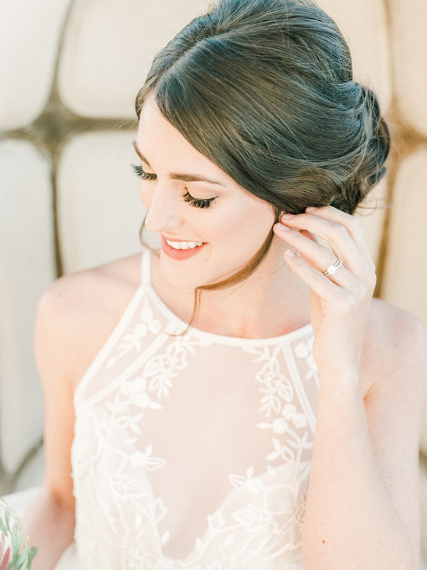 wedding hair style - Mandy Ford Photography