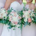 Bridal Party Matching Bouquets - Alisha Marie Photography