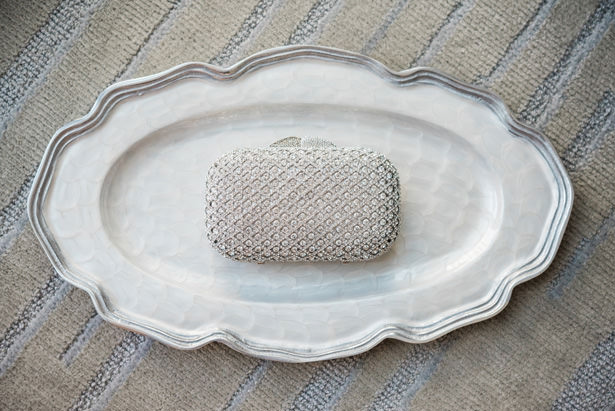 Bridal accessories - wedding clutch - Flashy Mama Photography