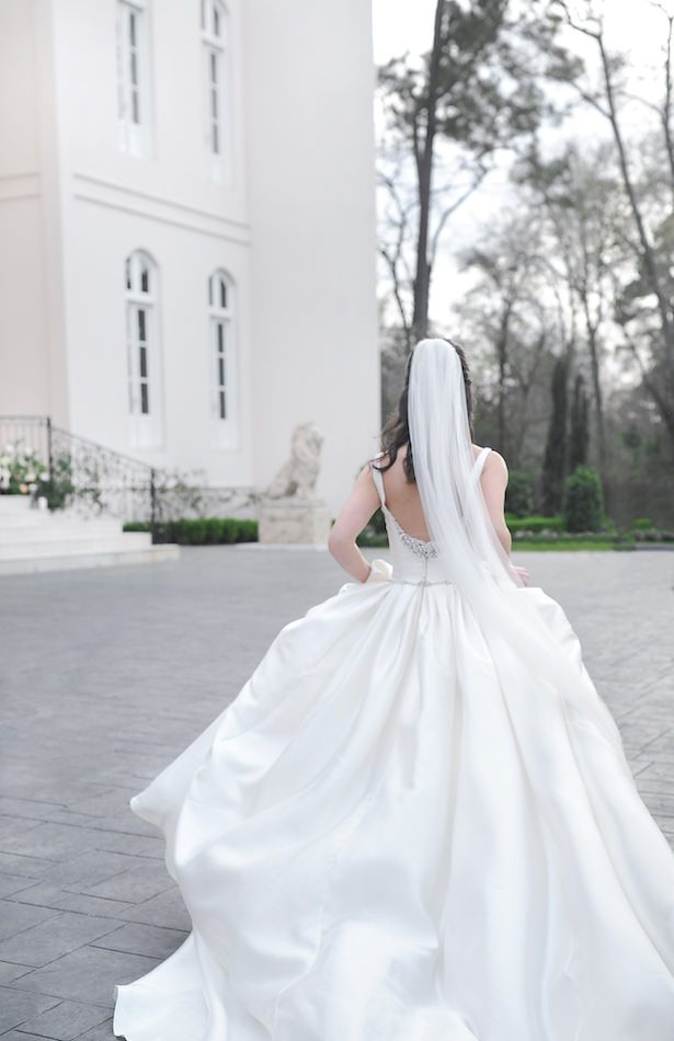 Classic Bride Wedding Dress by Maggie Sottero Designs - Jessica Frey Photography