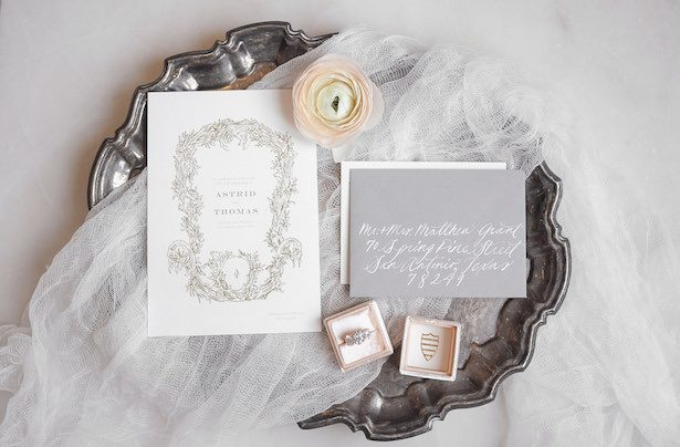 Classic Wedding Details by Maggie Sottero Designs - Jessica Frey Photography