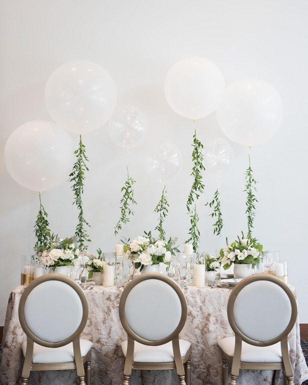 Classic Wedding Tablescape - Alicia Campbell Photography