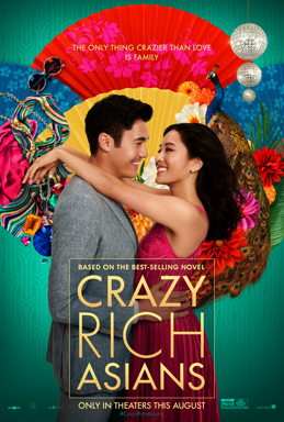 Crazy Rich Assians - the movie
