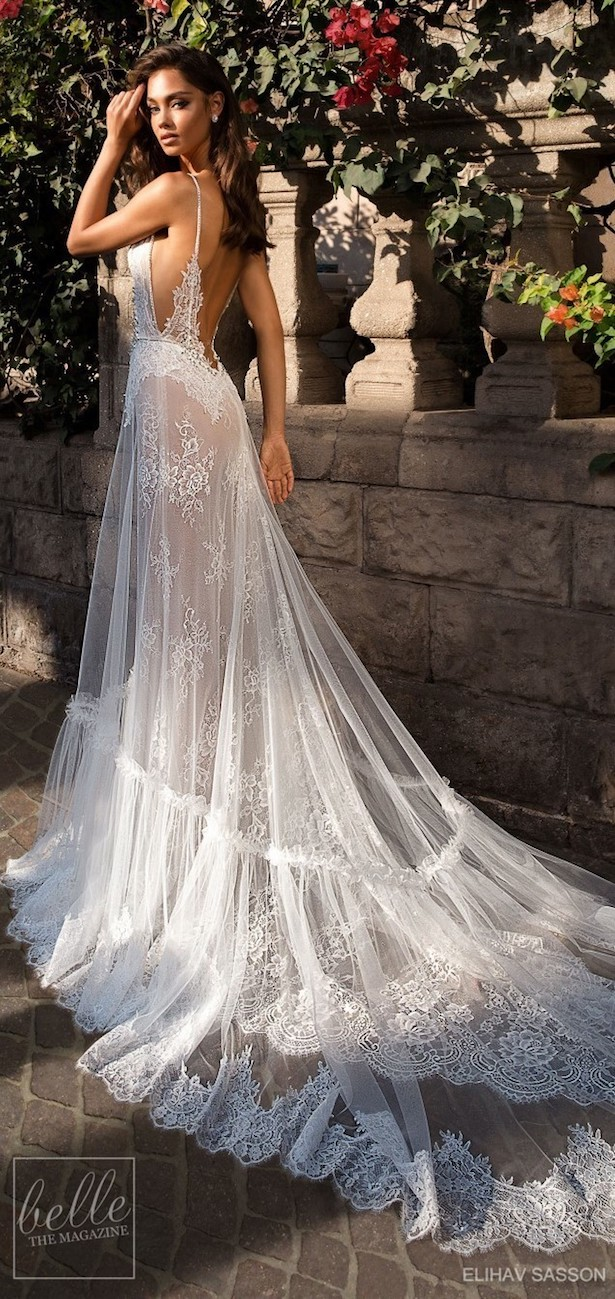 Elihav Sasson Wedding Dress Collection 2018 Royalty Girls