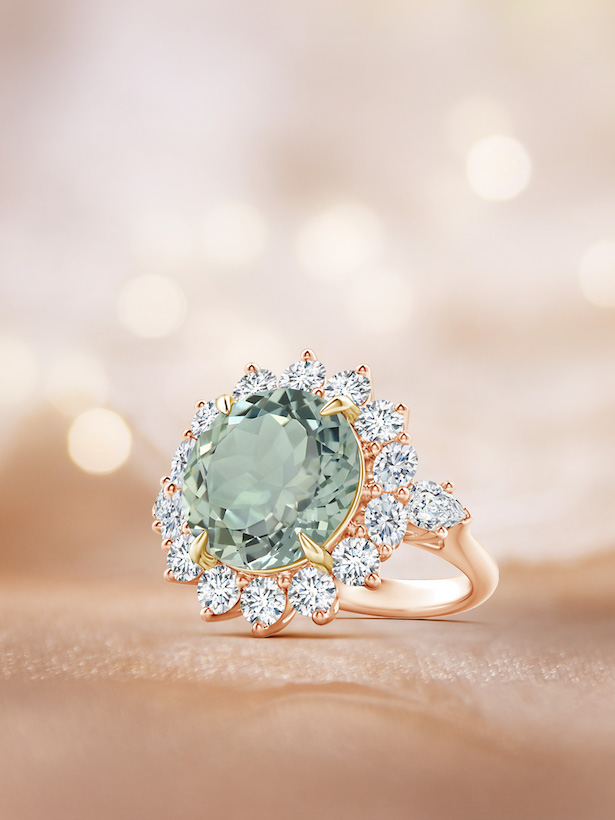 Engagement Ring Trends with Angara - Nature-Inspired Designs