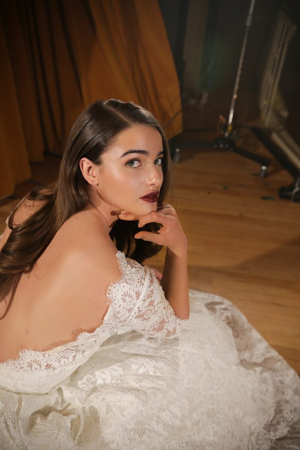 Glamorous Bride Wedding Dress by Maggie Sottero Designs - Heidi MGress Photography