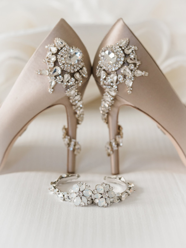 Glamorous Wedding shoes - Flashy Mama Photography
