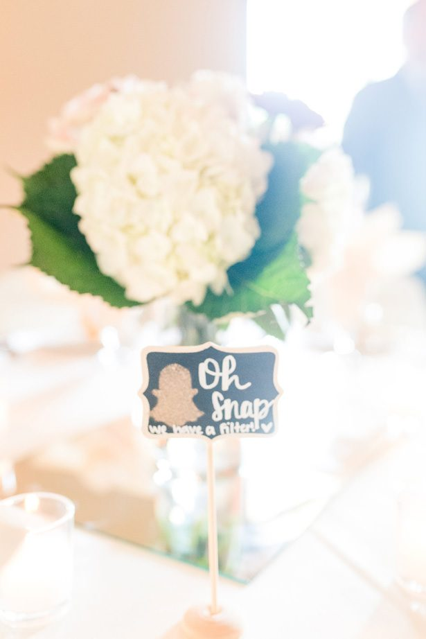 Wedding Table Details - Alisha Marie Photography