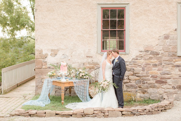 Countryside wedding inspiration - Idalia Photography