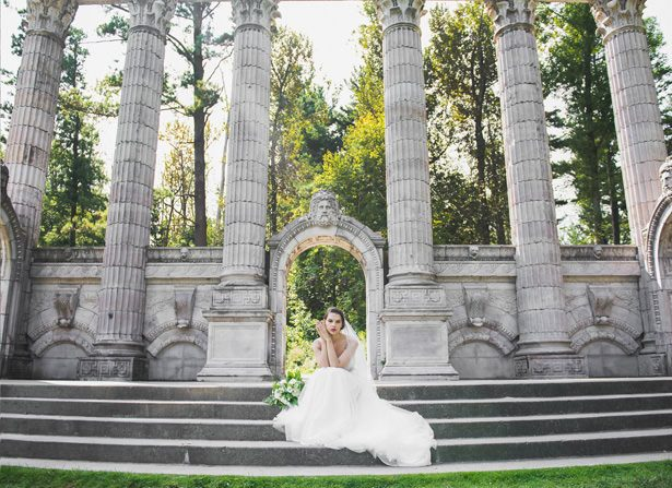 Greek Inspired Wedding Photography - Alicia Campbell Photography