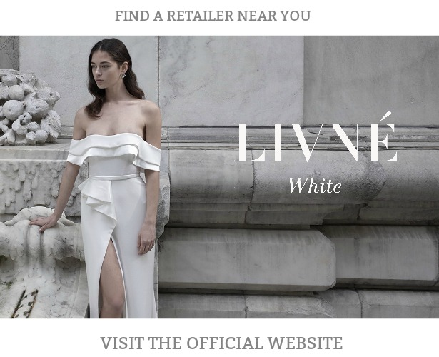 Slay Worthy Wedding Dresses from Livné White