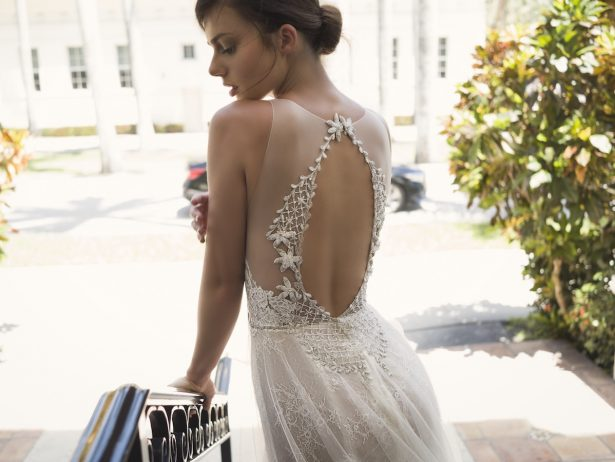 Netta BenShabu Wedding Dress Collection 2019: Une Fleur Sauvage