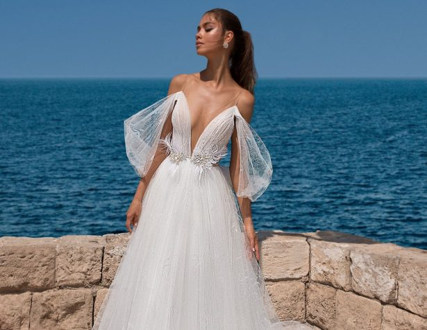 Princess Ball Gown Wedding Dresses for a Fairytale Wedding