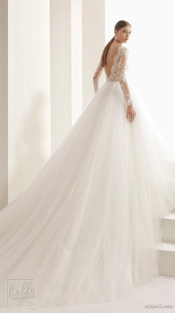 Princess Ball Gown Wedding Dresses for a Fairytale Wedding - Belle ...