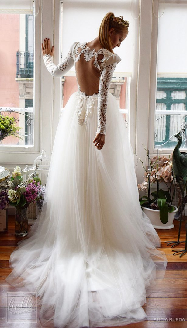 Princess Wedding Dress - Alicia Rueda