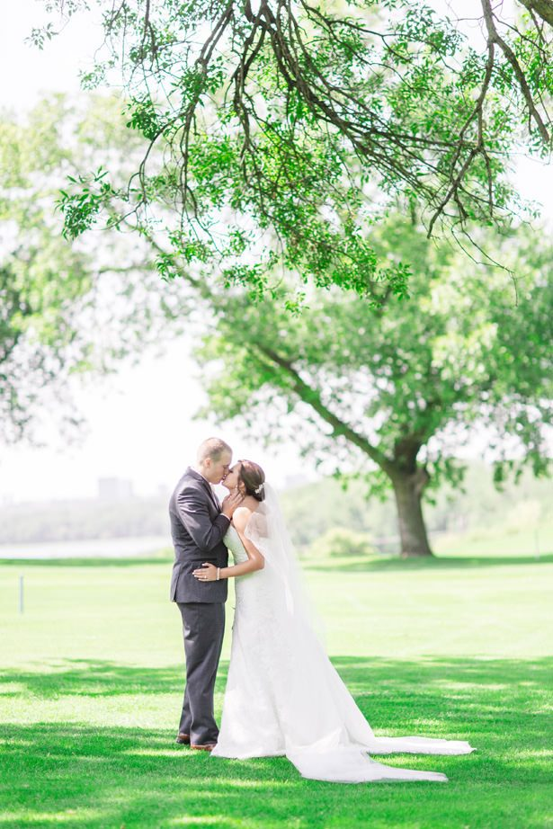 Romantic Wedding Photo - Alisha Marie Photography