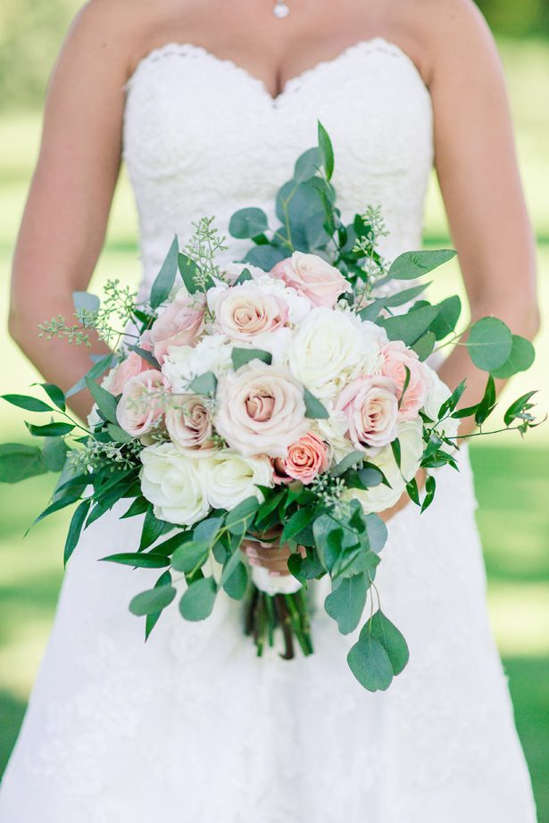 Romantic Golf Course Wedding