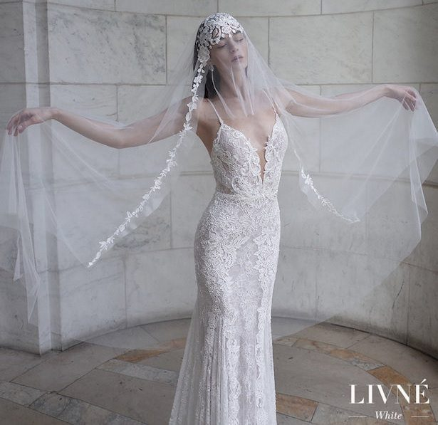 Slay Worthy Wedding Dresses by Livné White
