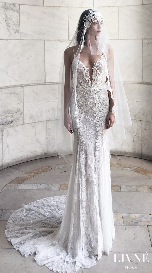 Slay Worthy Wedding Dresses by Livné White - OLGA