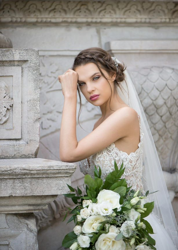 Sophisticated Bride Photo - Alicia Campbell Photography