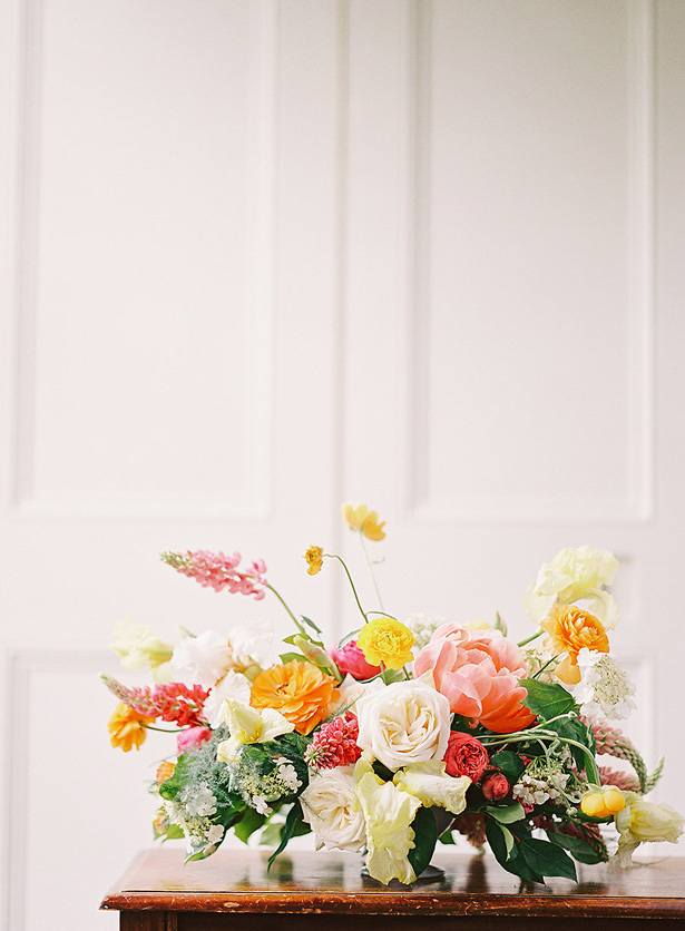 Spring Wedding Inspiration - Whitney Heard Photography
