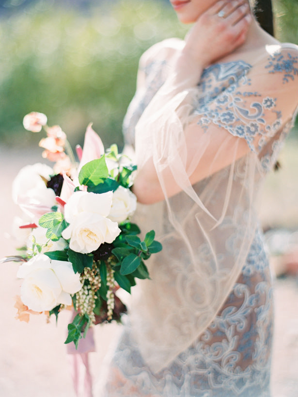 Summer Wedding Bouquet  - Matthew Nigel Photography