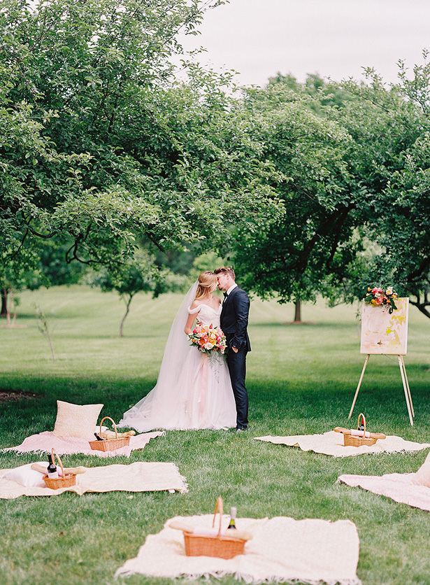 Summer Wedding Inspiration - Whitney Heard Photography