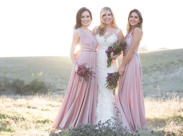 The Secrets Of Successful Mismatched Bridesmaid Dresses with Allure Bridals