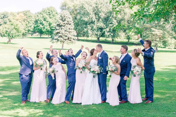 Wedding Party Photo Ideas - Alisha Marie Photography