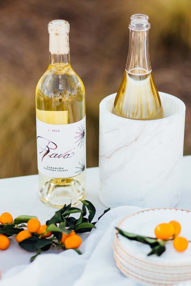 Wedding Wine Bottles - Holley Elizabeth Photography