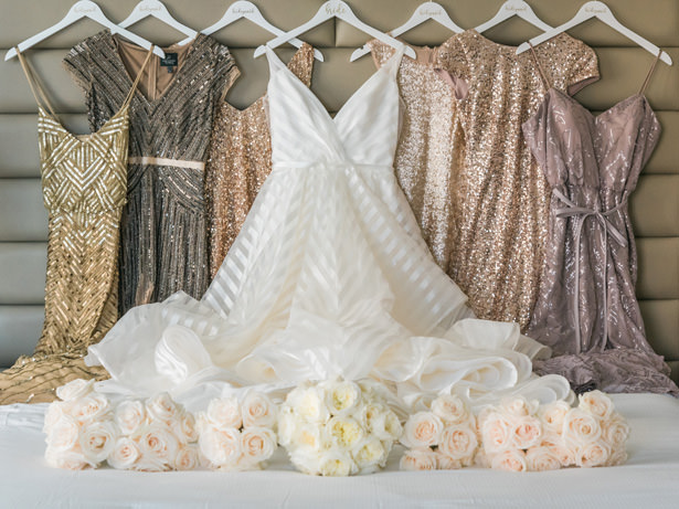 Wedding and bridesmaid dresses - Flashy Mama Photography