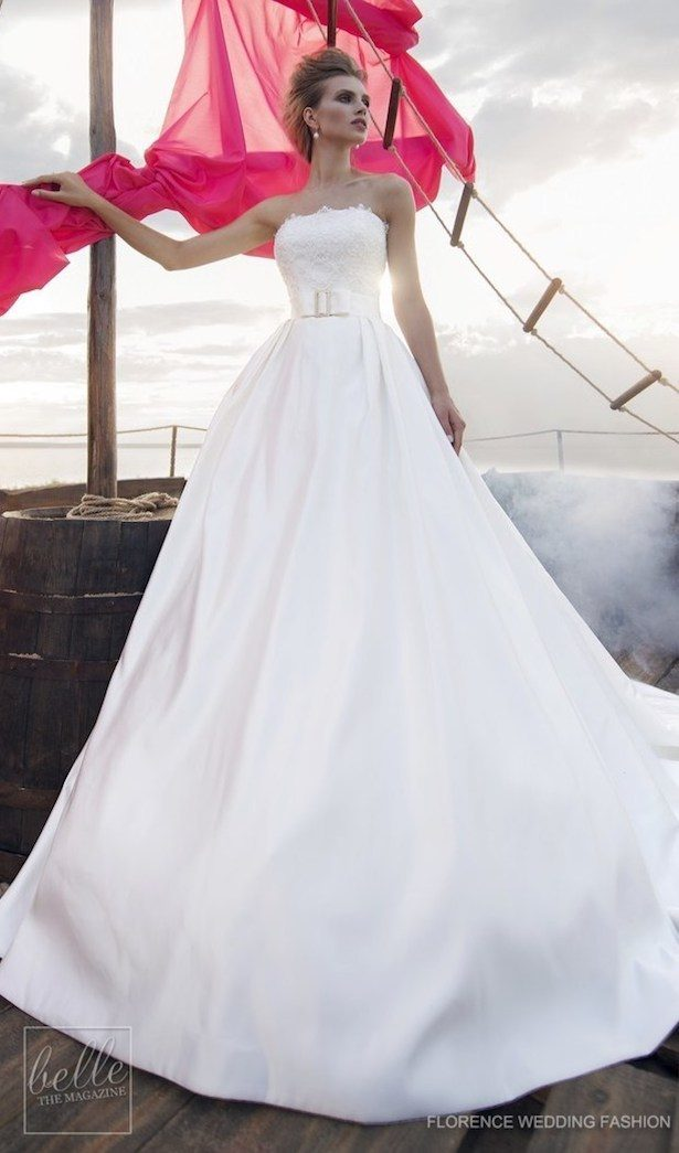 Wedding dresses by Florence Wedding Fashion 2018 Fordewind Bridal Collection