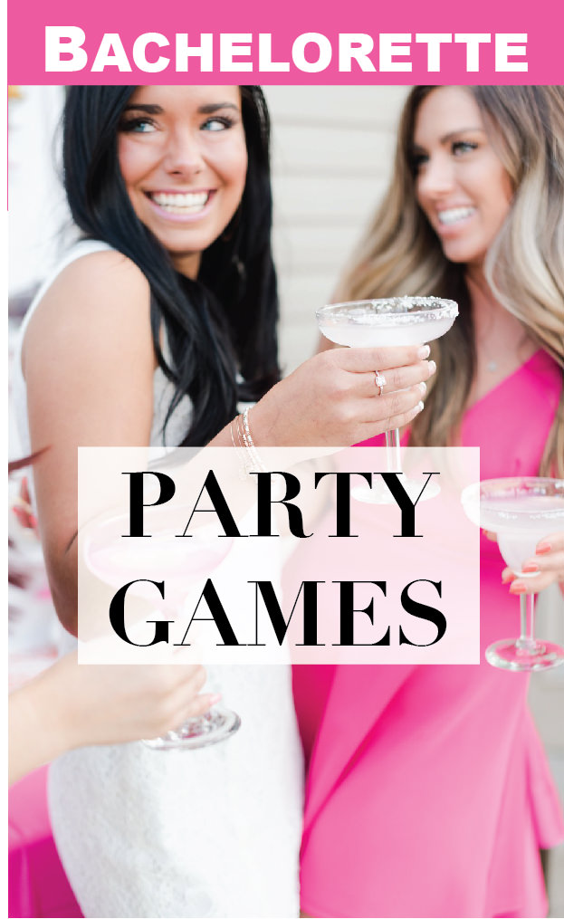 bachelorette party games - Amanda Collins Photography