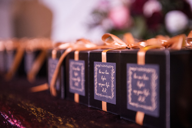 Wedding Favors - Jean Smith Photography