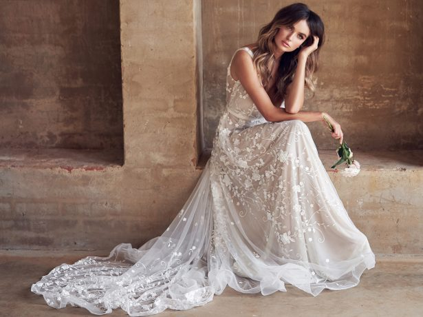 Anna Campbell 2019 Wedding Dresses Wanderlust Bridal Collection - cover