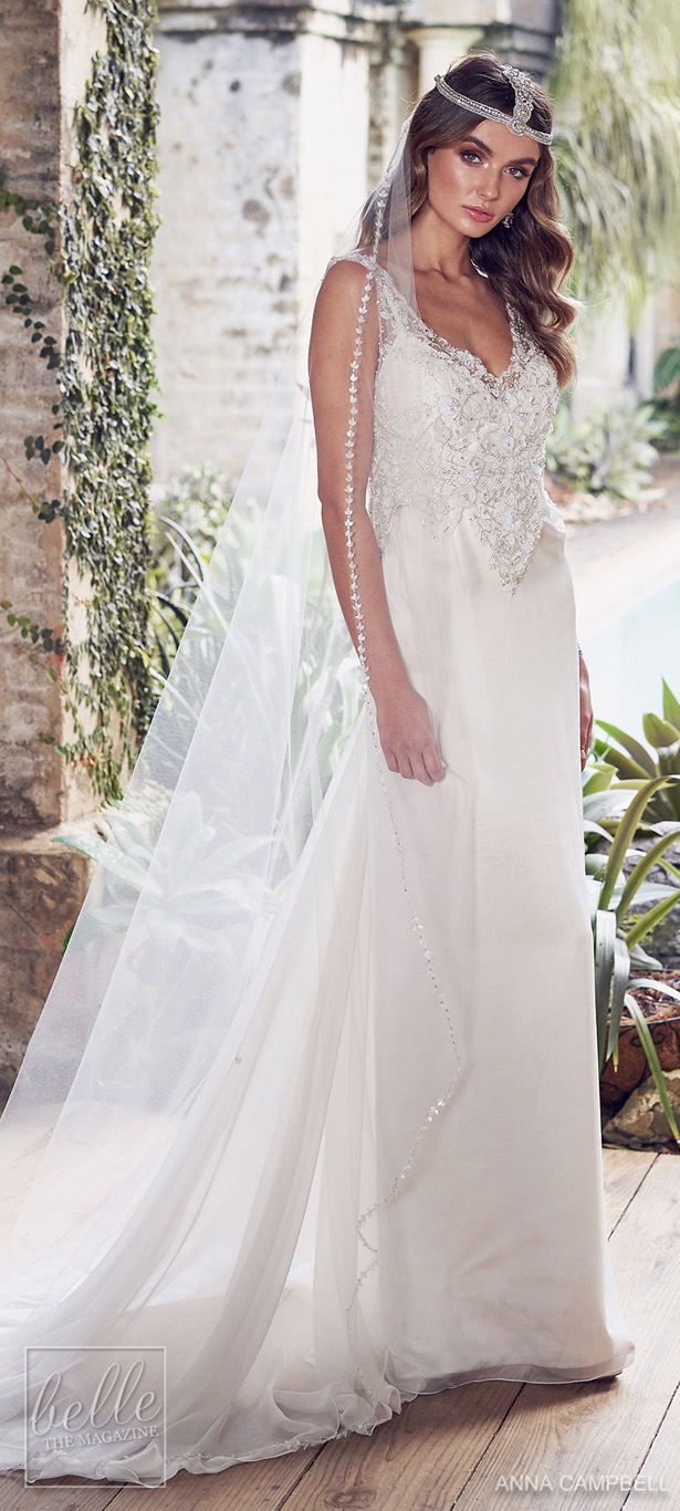 Anna Campbell 2019 Wedding Dresses - Wanderlust Bridal Collection