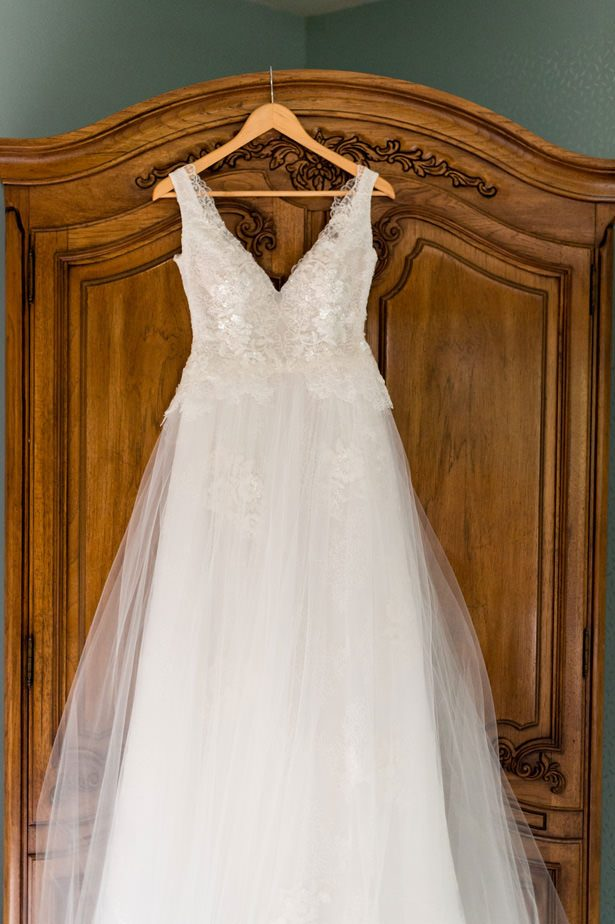 Ball gown wedding dress - Photographer: Julia Franzosa