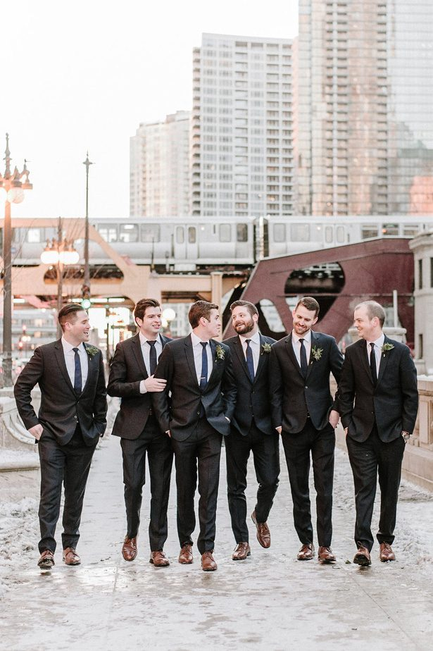 Groomsman photo- Nicole Jansma Photography