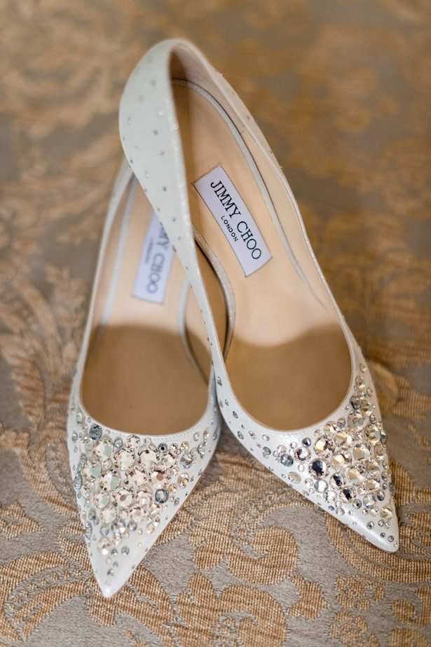 Luxury wedding shoes - Photographer: Julia Franzosa