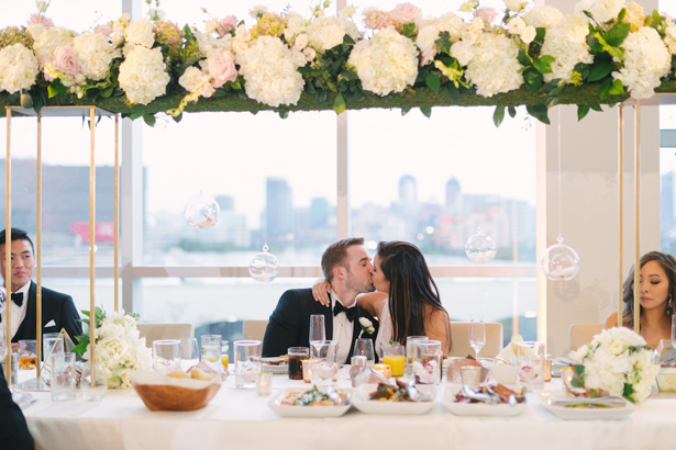 Romantic Wedding Reception Photo - Anna Smith Photo
