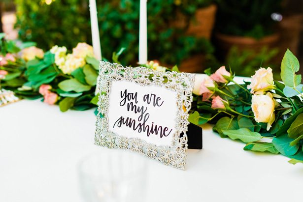 Sunshine wedding inspiration - M.Hutchison Photography