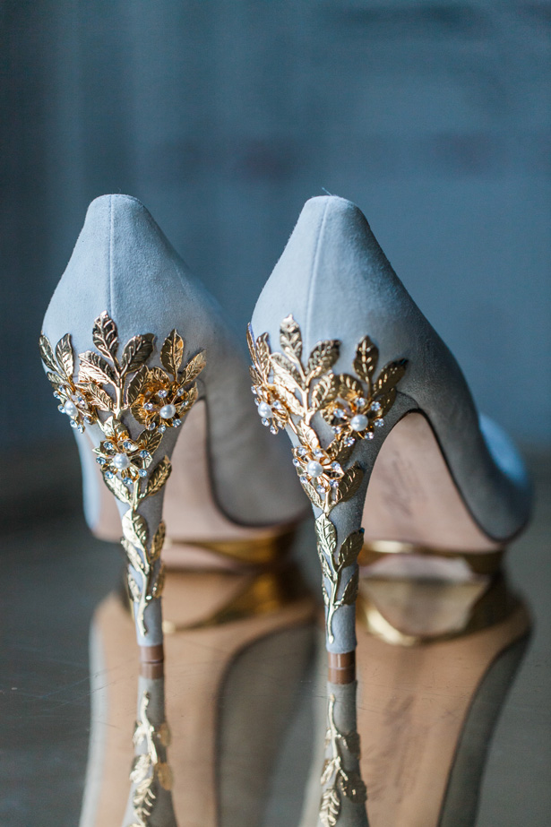 Wedding Shoes - Amanda Karen Photography