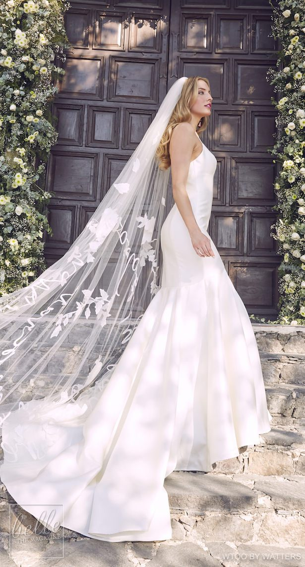 307ab85cb3a Wedding Dresses from Wtoo by Watters Fall 2018  The Campaign
