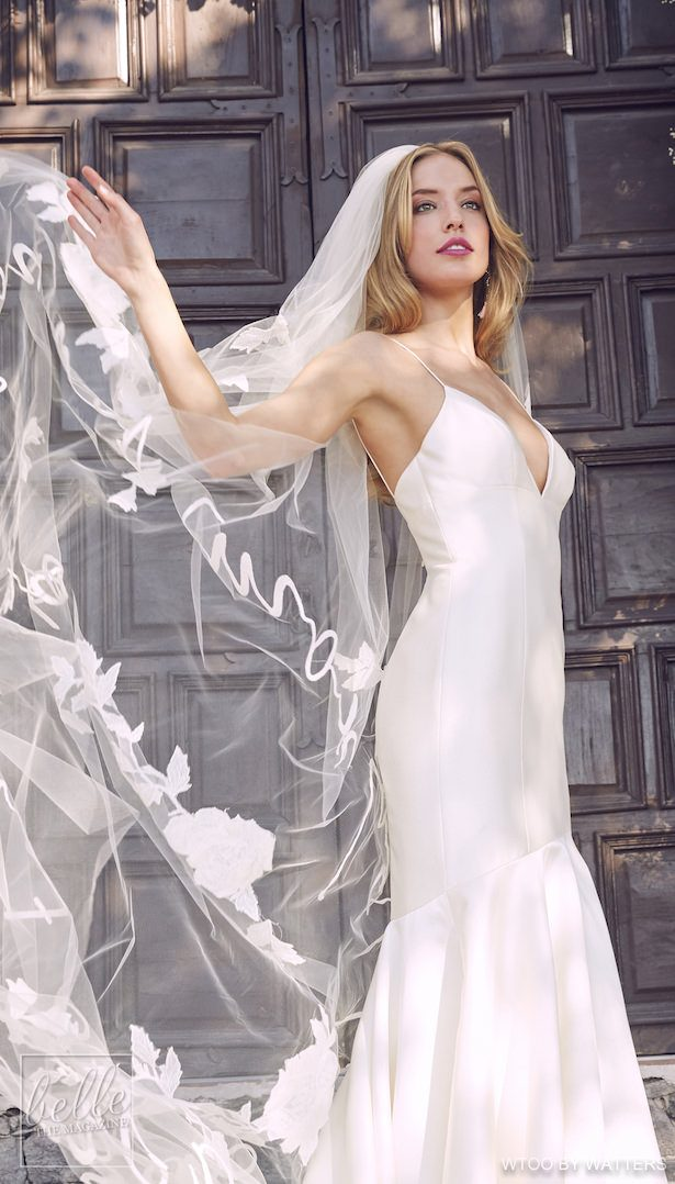 Wedding Dresses from Wtoo by Watters Fall 2018