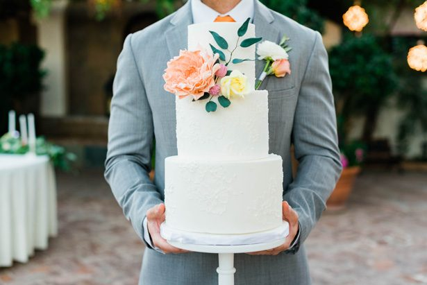 Sunshine Wedding Inspiration with Citrus Hues and a Whole Lot of Style