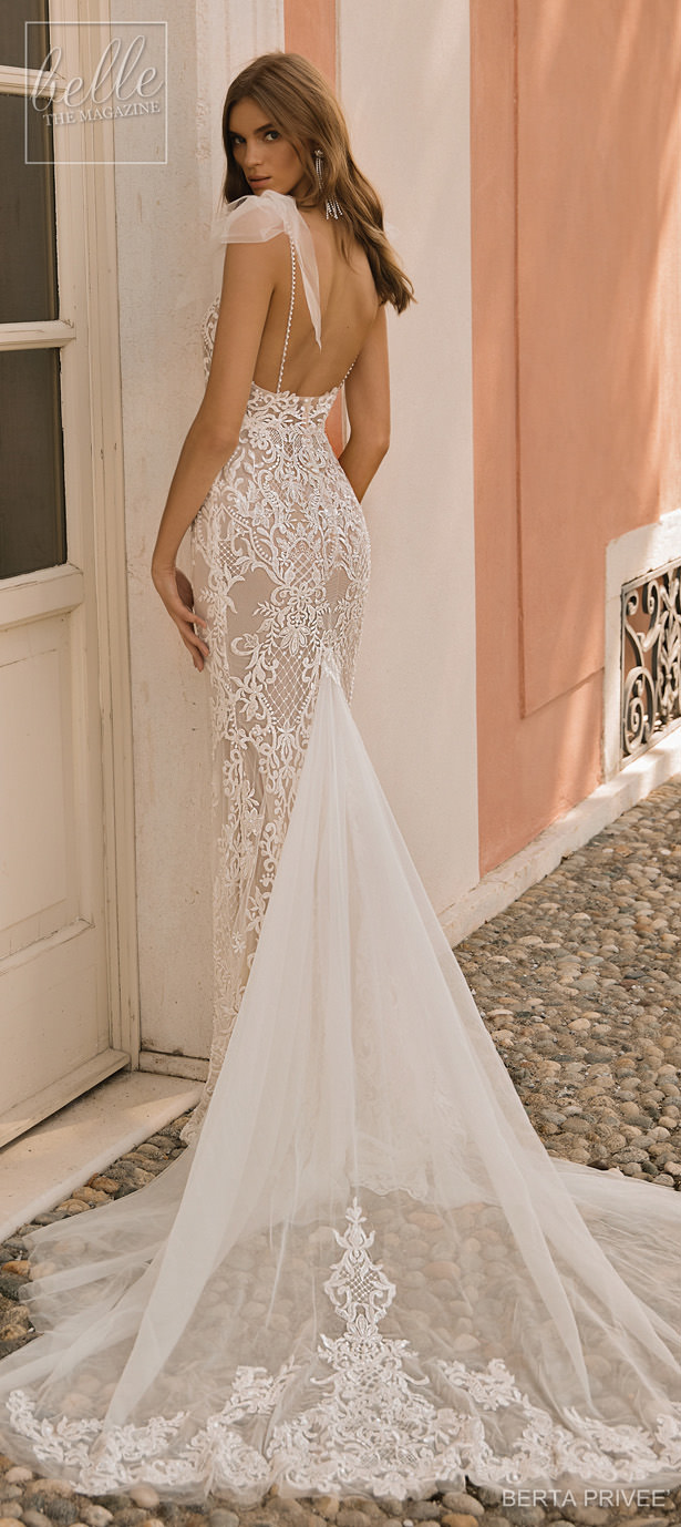 BERTA PRIVEE' 2019 Wedding Dress Collection